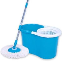 The 360 Degree Easy Mop - Double Drive Spin Mop 2