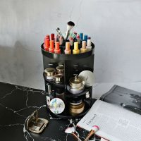 Makeup Cosmetic Organizer 360 Rotating High Quality
