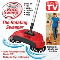 Sweep drag all in one vacuum cleaner 360° 2
