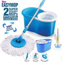 The 360 Degree Easy Mop - Double Drive Spin Mop
