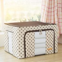 Clothing and Bedding Organizer storage Bag