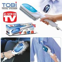 TOBI Portable Steam Iron - Tobi Travel Steamer