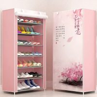Wardrobe Shoe Rack 7 Floor