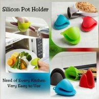 Silicone Pot Holder Pack of 2 (Pair)