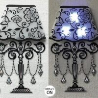 Pack-Of-2-Led-Lights-Wall-Sticker-For-Home-Decoration1-Dhamaal.pk