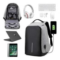 Cheap Anti Theft Backpack Smart Backpack USB Charger Port