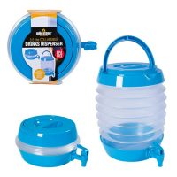 Water Container Collapsible With Tap